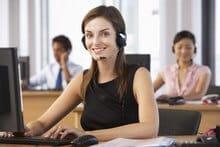 Accueil téléphonique gérer par une équipe bilingue