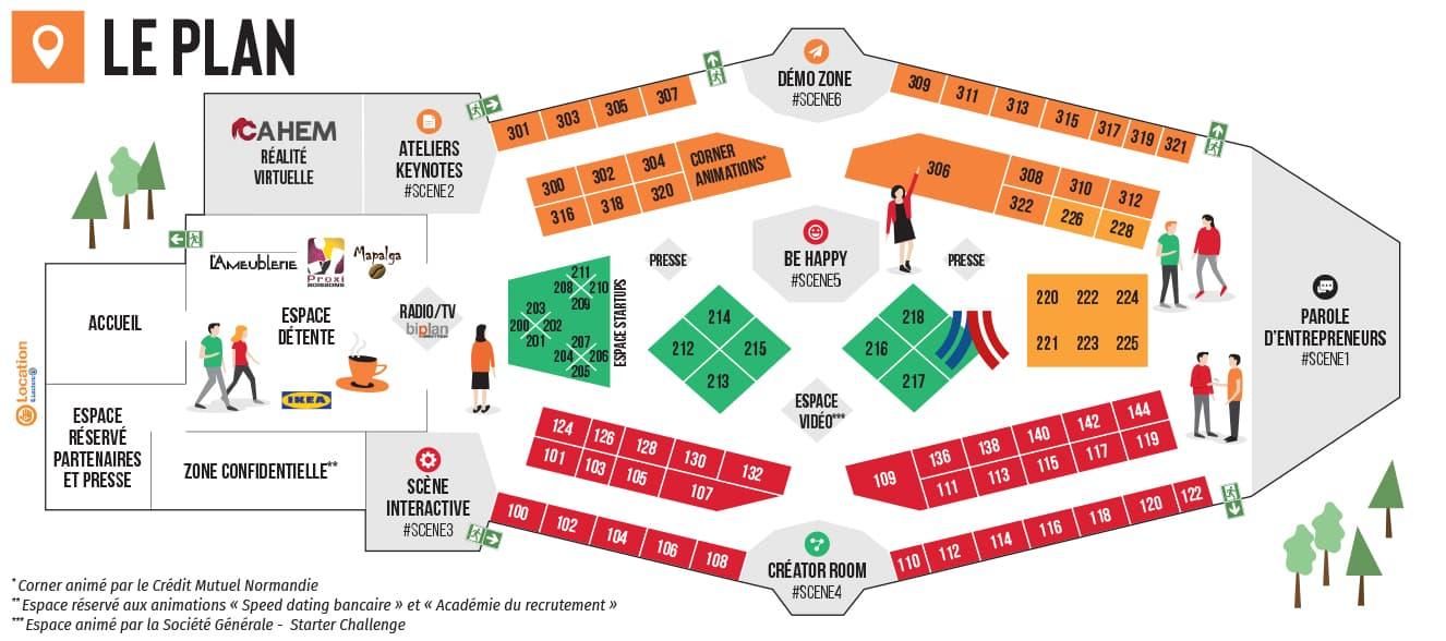 plan festival entrepreneurs