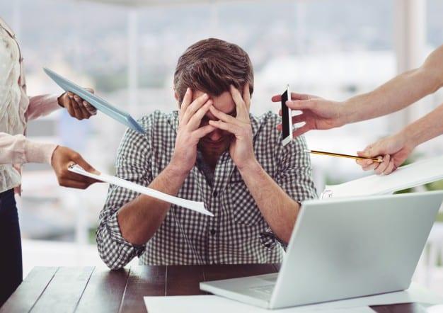 5 conseils pour pallier le stress au travail