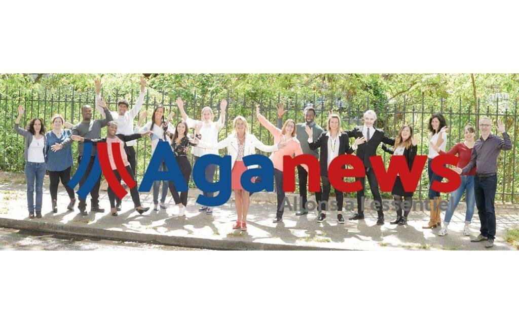 équipe Agaphone pour Aganews