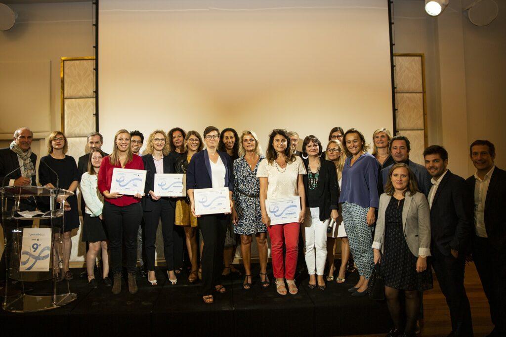Photo lauréats du prix opéra 2019
