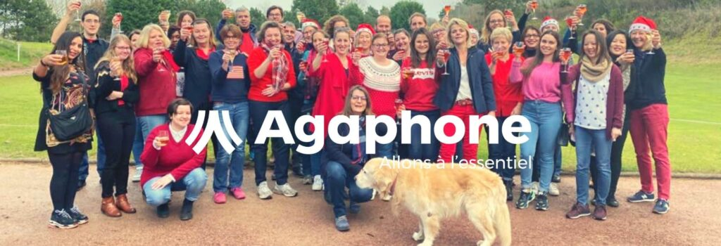 Photo de groupe Agaphone