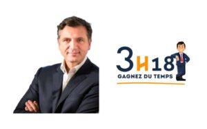 Marc Le Vernoy président de 3h18