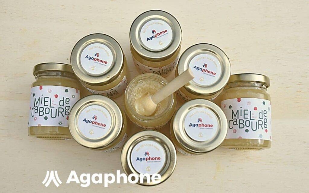 Pots de miel Agaphone