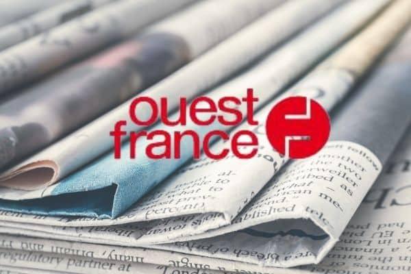Visuel pour interview dans ouest france