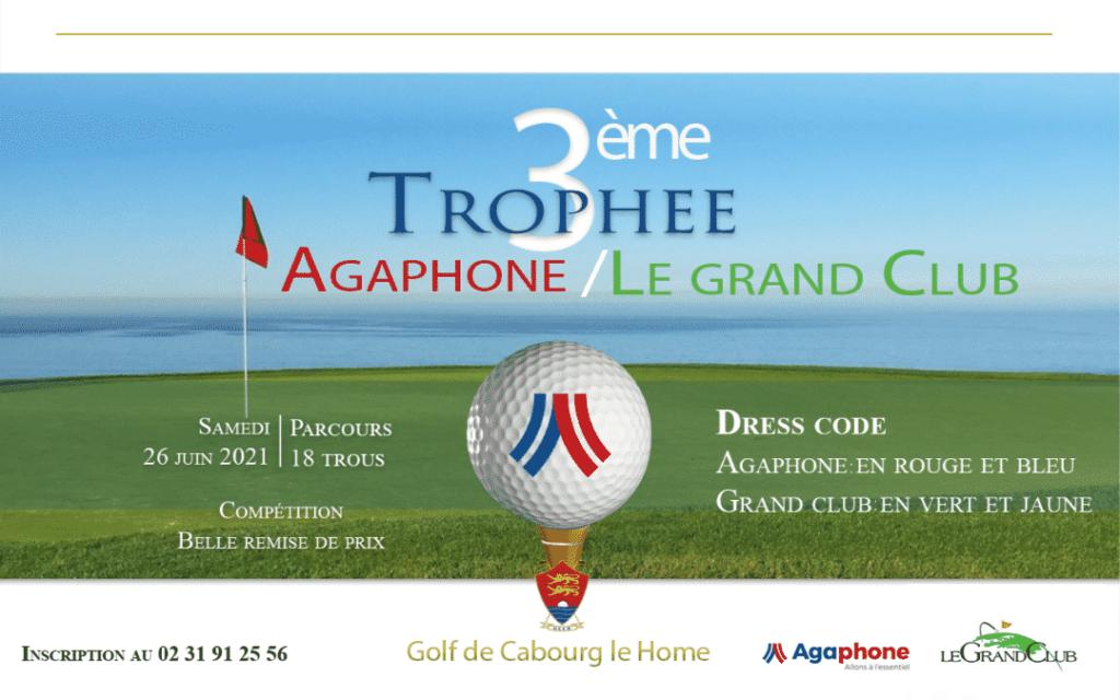 Visuel Trophée Agaphonee 3e édition